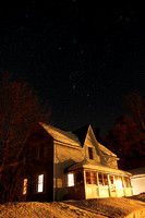 Orion Over Cottage
